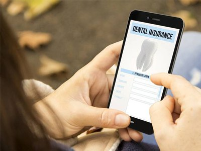 dental insurance on phone